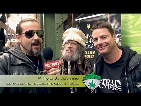 Highlights from HIGH TIMES Cannabis Cup Amsterdam 2013: Day Two