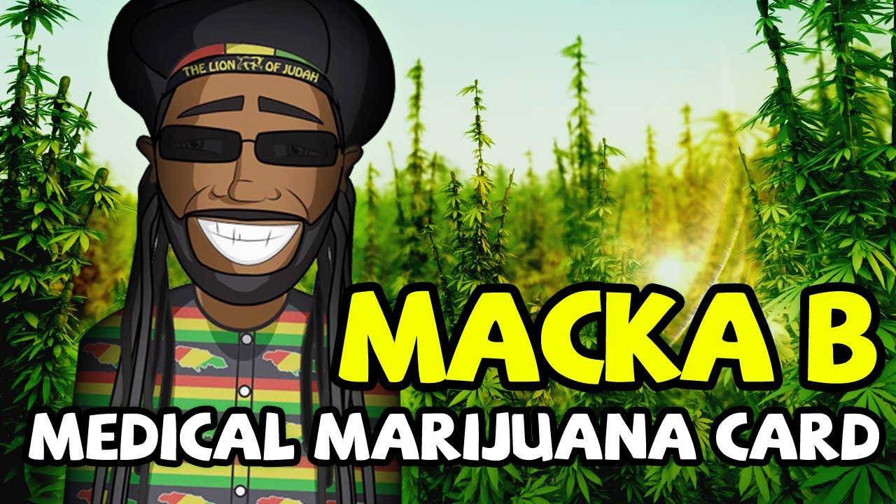 (OFFICIAL) Macka B – Medical Marijuana Card 2014