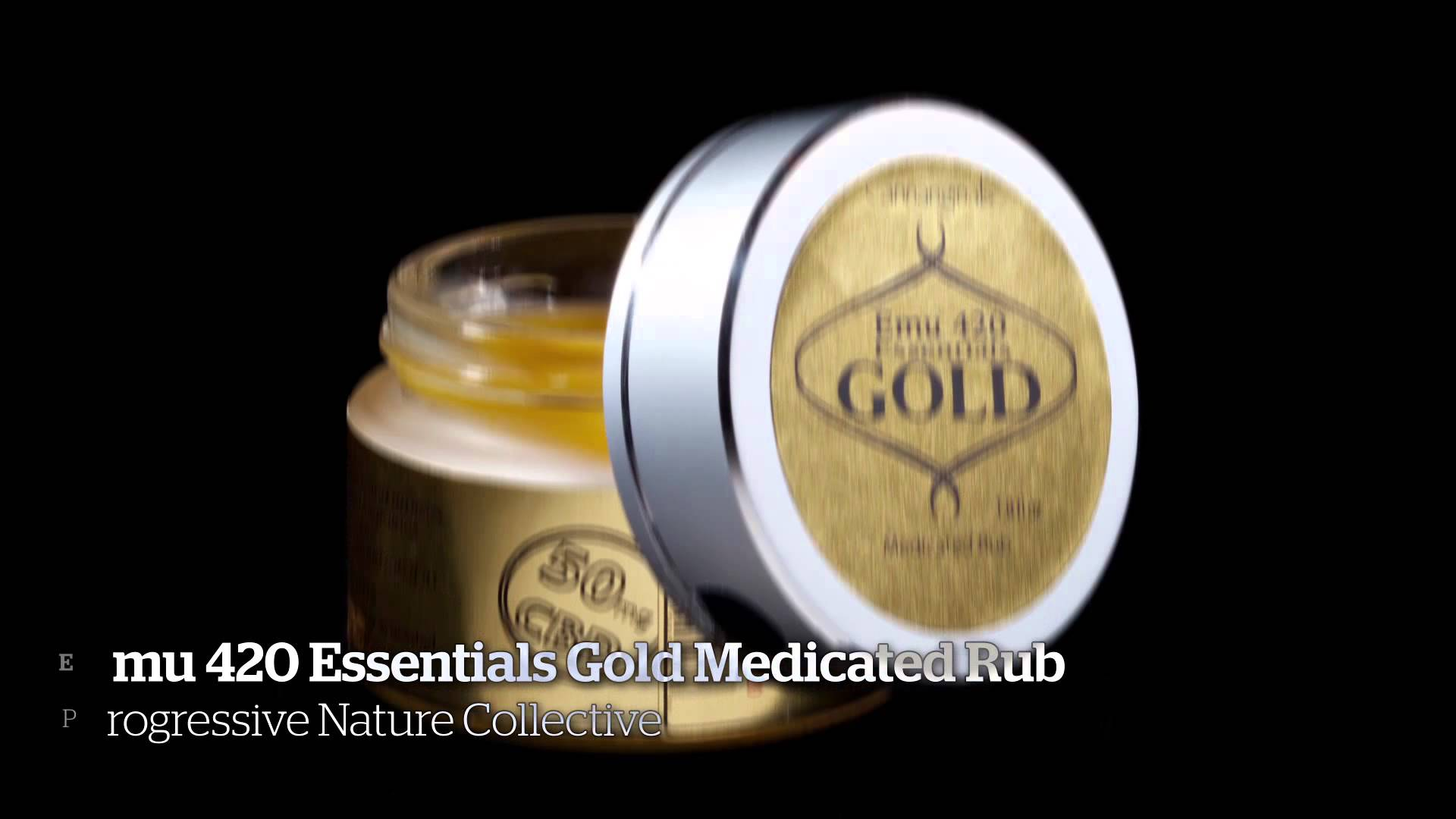 2014 HIGH TIMES SF Medical Cannabis Cup Topical Entires