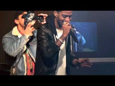 Kid Cudi Cannabis Cup Concert 2010 (Live in Amsterdam)