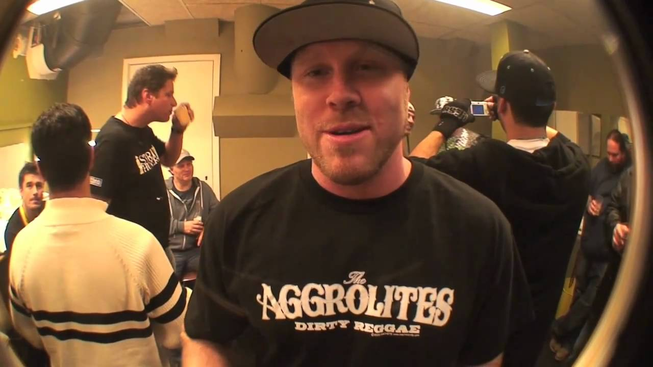 This Joint – Slightly Stoopid – Cannabis Cup 2009 Amsterdam, NL