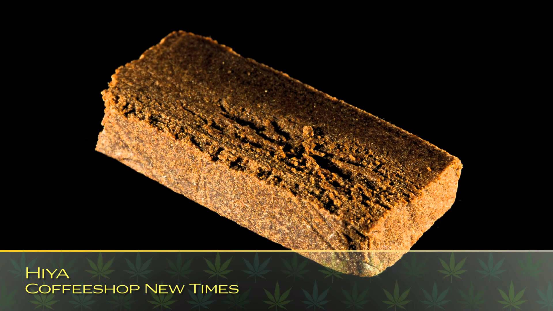 26th Annual HIGH TIMES Cannabis Cup Strain Entries: Coffeeshop Import Hash