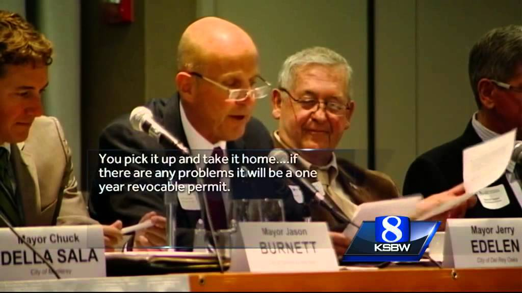 Del Rey Oaks city leaders show support for medical marijuana dispensary