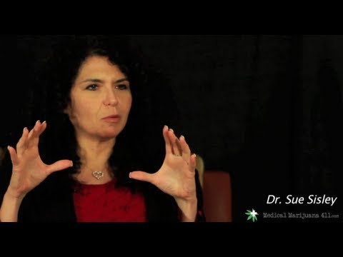 Dr. Sue Sisley Talks About Medical Marijuana, PTSD and Scientific Freedom