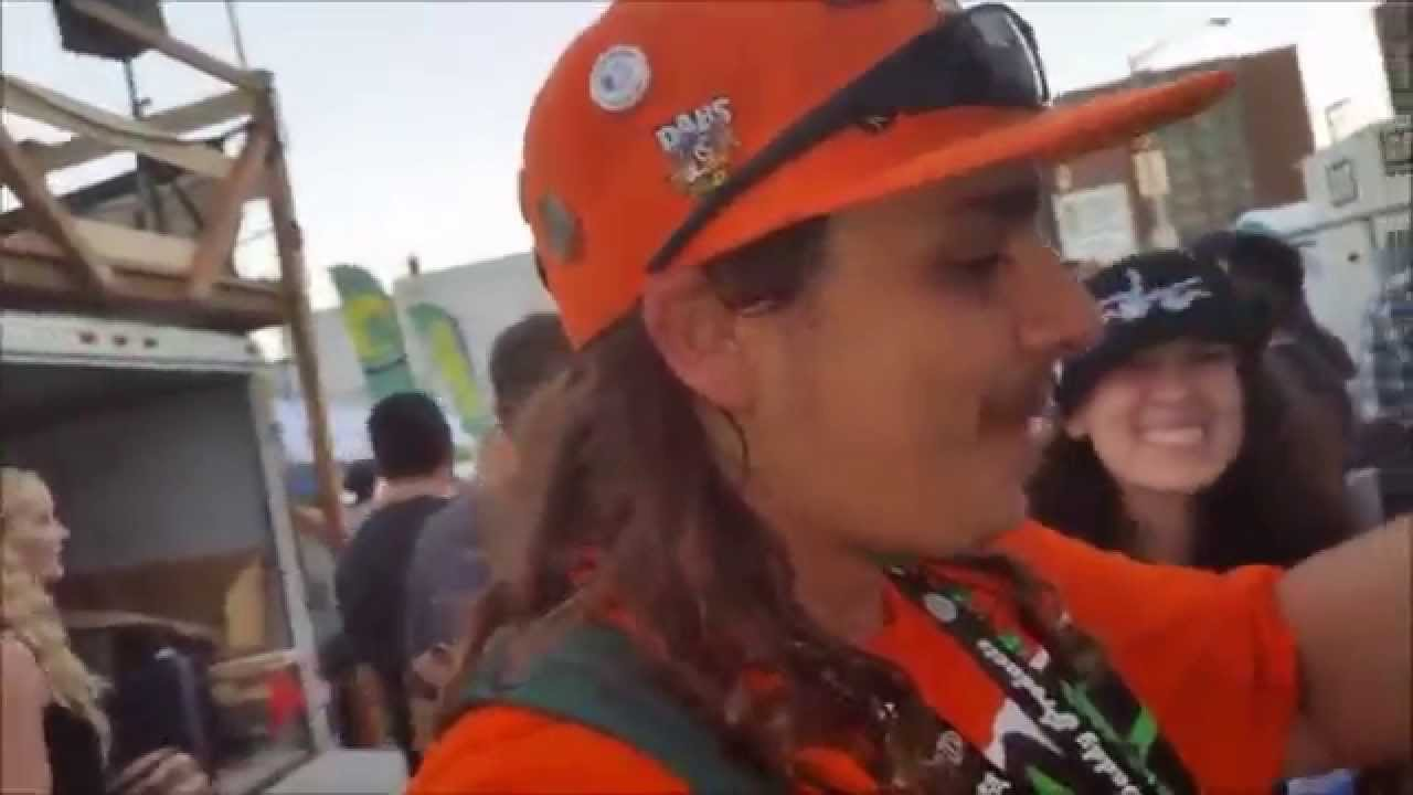 HIGH TIMES CANNABIS CUP WALKTHROUGH PART 3!