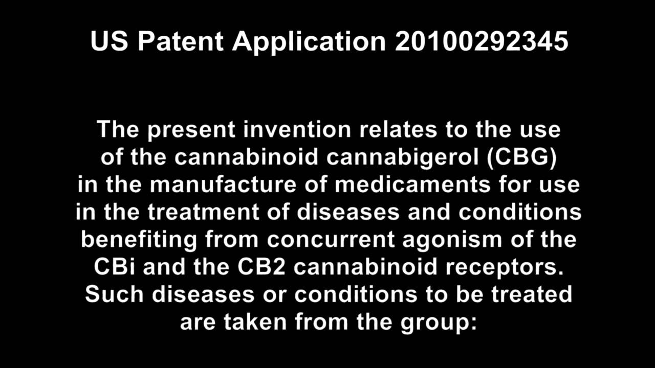 Health Facts – Marijuana Patents – Cannabis Patents – Cannabinoid Patents