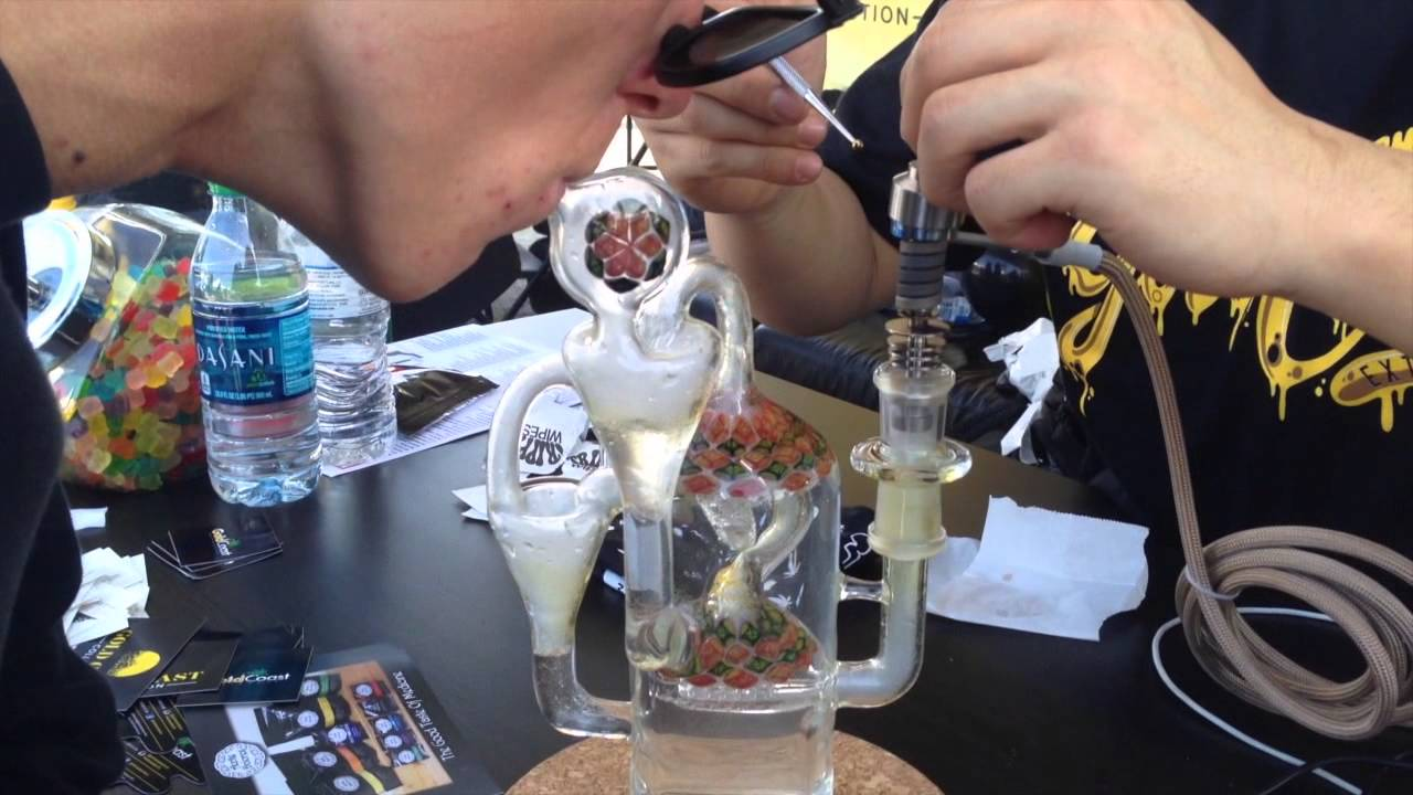 Dab of the Day Episode 181: High Times LA Cannabis Cup 2014