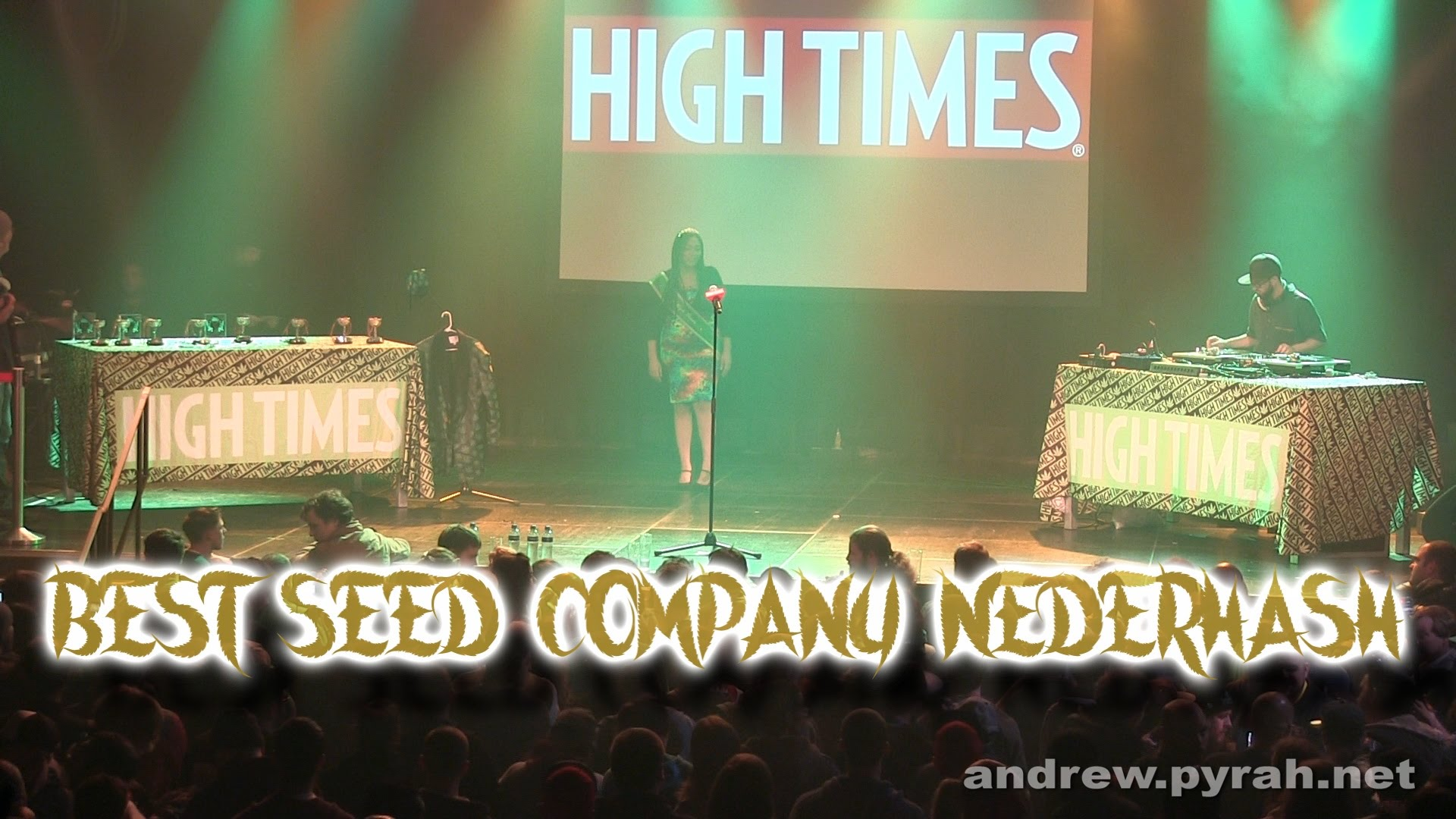 Best Seed Company Nederhash – Amsterdam Cannabis Cup Award Winners 2014