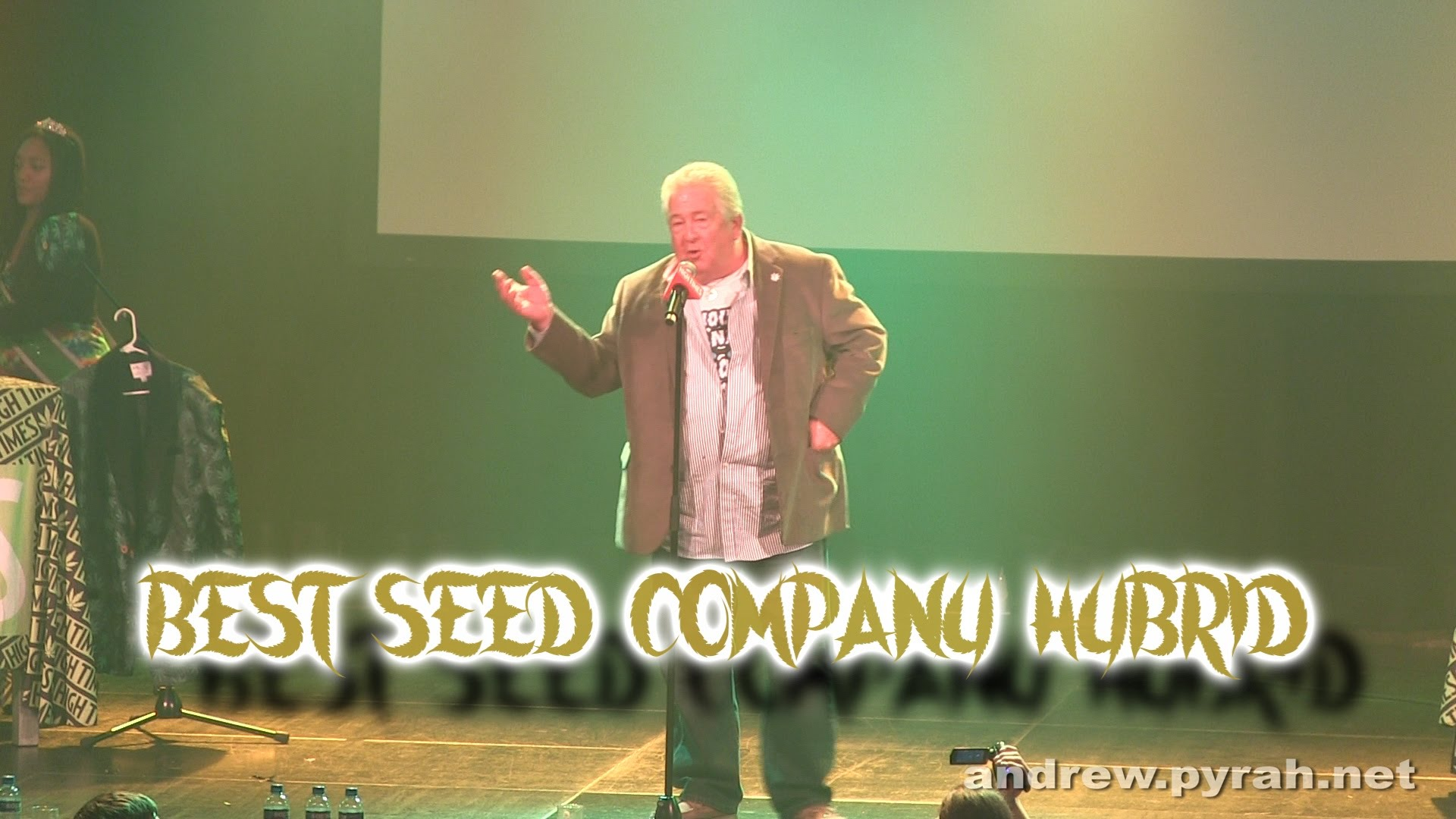 Best Seed Company Hybrid – Amsterdam Cannabis Cup Award Winners 2014