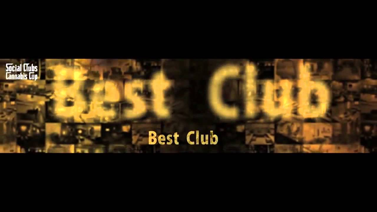 Social Club Cannabis Cup 2014 – BEST CLUB