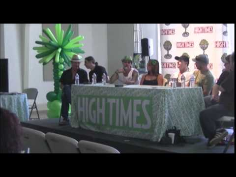 HIGH TIMES US Cannabis Cup 2014 SF – Danny Danko Grow Panel